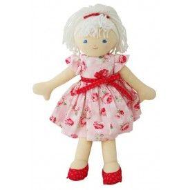 Alimrose Designs Lily Doll - Rose