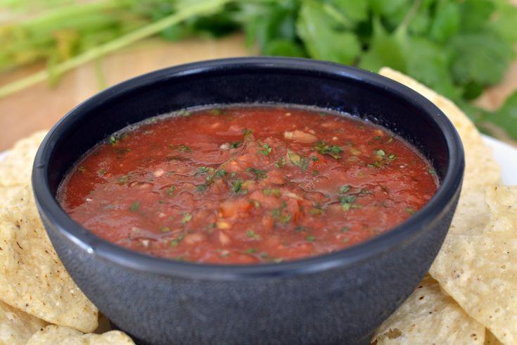 Receta de Salsa Estilo Restaurante | Cómo Hacer Una Salsa Básica | SyS