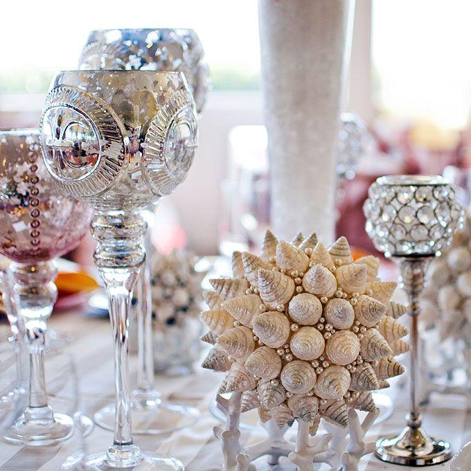 Glamorous Beach Wedding Decor In 2019 Beach Wedding Pinterest