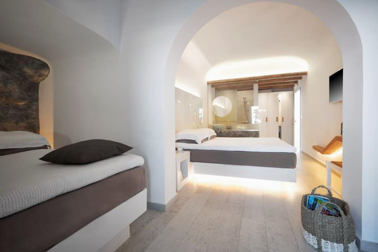 Superior double room with private Hot Tab in Vrahos Boutique Hotel
