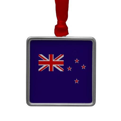 New Zealand Christmas Ornaments