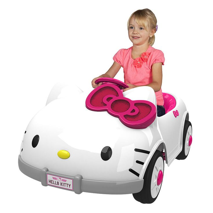 Hello Kitty Toy Car For Girls : Best hello kitty love images on pinterest