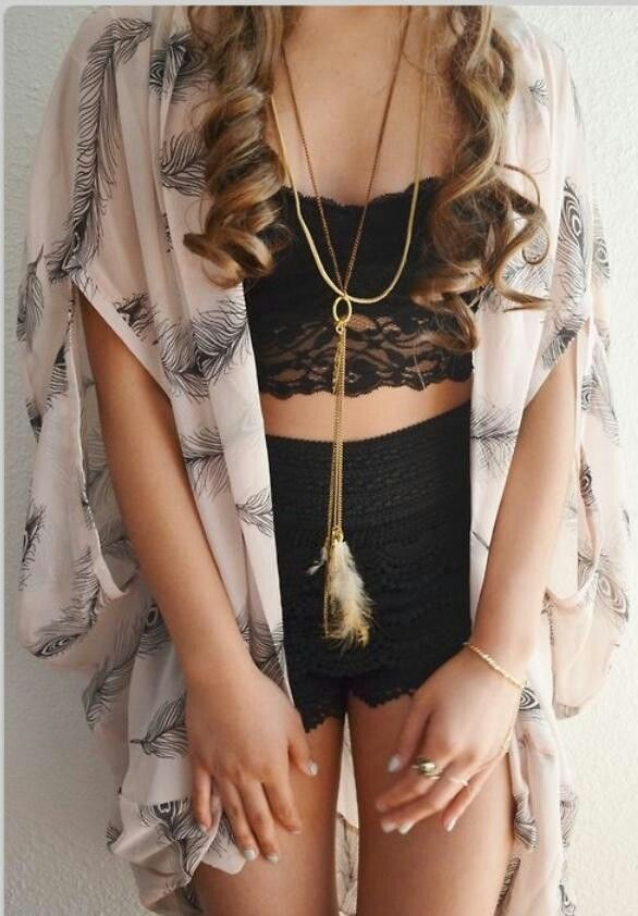 I swear this will be my daily outfits come summer 2014!!!