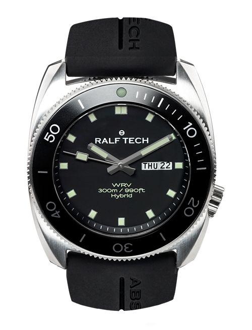 """RALF TECH, Horloger Atypique et Indépendant ! - La Collection - WRV """"A"""" Hybrid"""