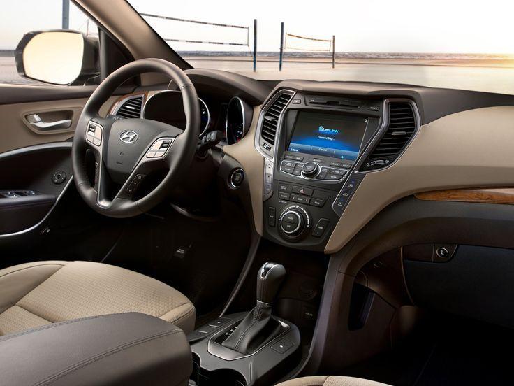 45++ Hyundai santa fe 2019 interior ideas in 2021
