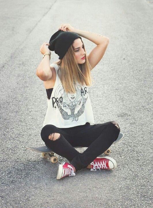 hipster style girl - Szukaj w Google
