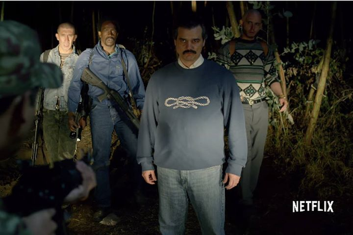 """Watch the first trailer for Narcos' explosive-looking second season -> http://www.theverge.com/2016/7/21/12250620/narcos-season-two-trailer-netflix-watch  The second season of Netflix's Narcos is launching on September 2nd and today we got our first look at what the story's about. The trailer sets up an epic manhunt with DEA agents Steve Murphy (Boyd Holbrook) and Javier Peña (Pablo Pascal) on the front lines. Holbrook's voiceover  """"this isn't a manhunt it's an invasion""""  implies the season…"""
