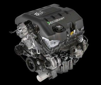 Ford F-150 EcoBoost Engine