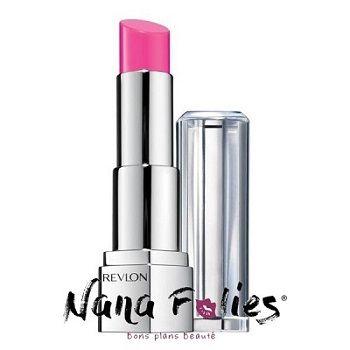 Rouge à lèvres Revlon Ultra HD - 7.45€ #revlon #rougealevres #ral #pigmentation #makeup #cosmetiques #maquillage #bonplan #qualité #cosmetics