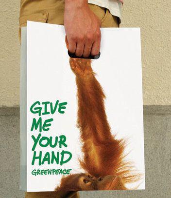 Greenpeace Shopping Bag