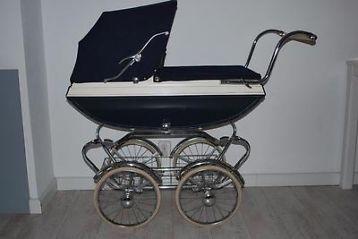 Ouderwetse originele Mutsy kinderwagen