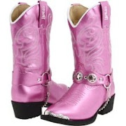 So cuteLaredo Kids, Cowboy Boots, Kids Stuff, Concho Toddlers Youth, Boots Glimpsebythefind, Kiddos Clothing, Dark Pink, Pink Boots, Cowgirls Boots