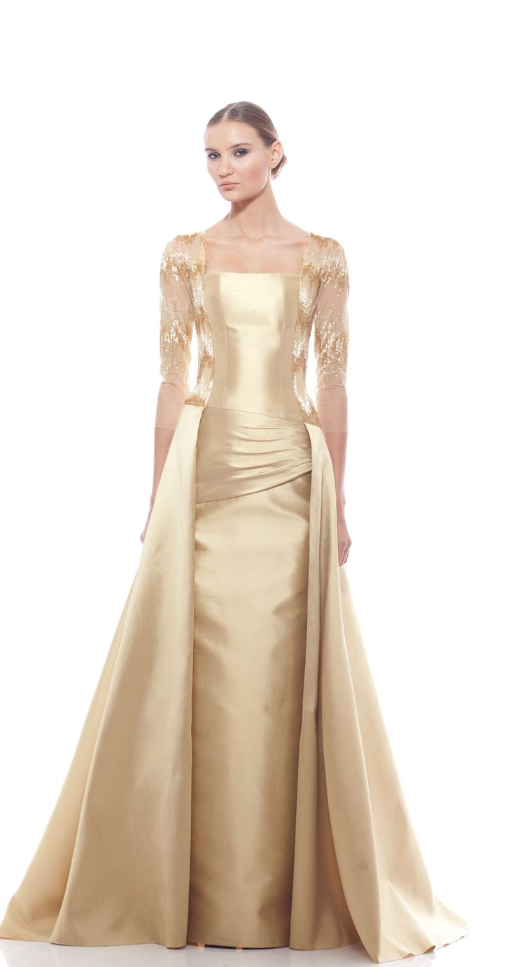 198 best bridesmaid and groomsmen images on pinterest for Georges chakra gold wedding dress price