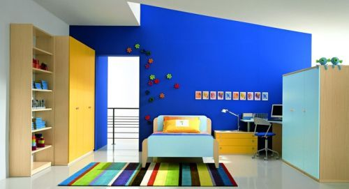 Boys Bedroom Ideas by ZG Group  Boys can be difficult when it comes to decorating. They are interested in the world around them and playing and having fun. Also when choosing the bedding for your teen boys bedroom is to go with the flow and use that which links in to the overall theme of the room. Another important aspect when you choosing boys bedroom furniture, should be very practical and interesting solutions to organize comfortable working place in a small bedroom.