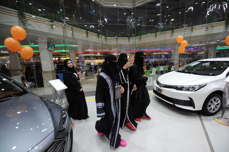 #Saudi #women to start own busines without #male permission...