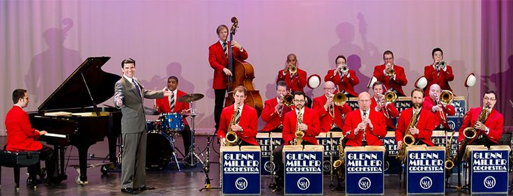 The official Glenn Miller Orchestra will play at @Glenn Miller Swingfest on June 21. Win tickets on HeidiTown this week! #Colorado