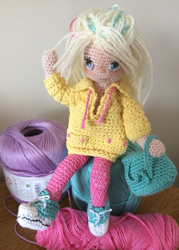 Miniature Amigurumi Doll : Best crochet dolls images on pinterest amigurumi