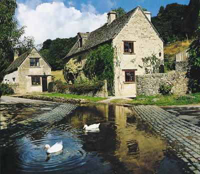 Cotswold in England