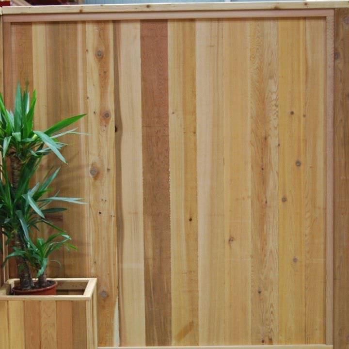 Gartenzaun / Einfahrts Barren / Holz WESTERN  Silva Timber Products