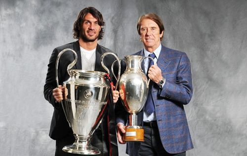Maldini champions.