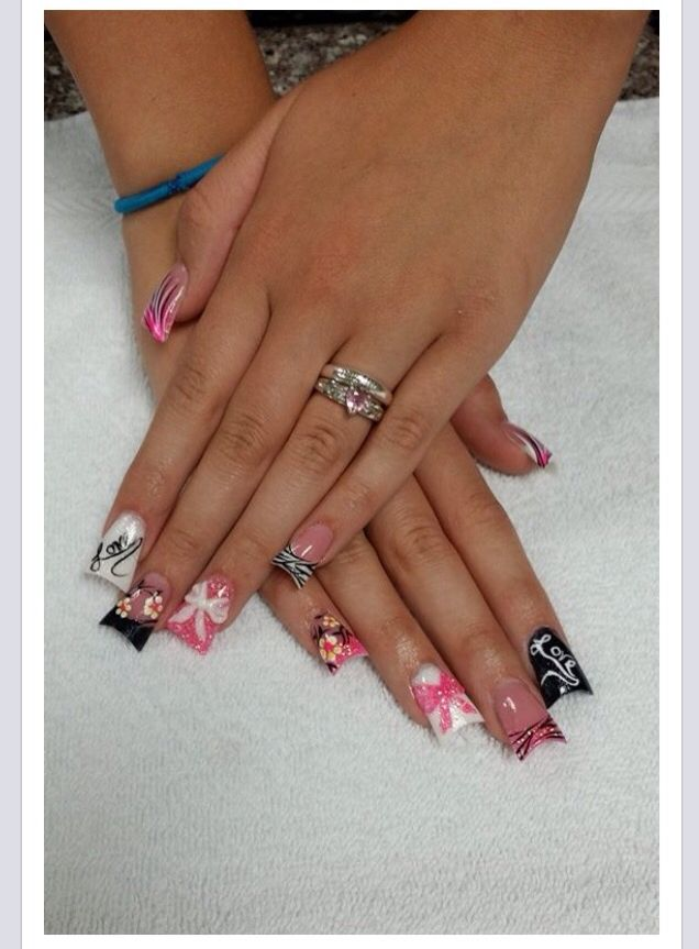 223 best Love Nails images on Pinterest | Love nails, Enamels and ...
