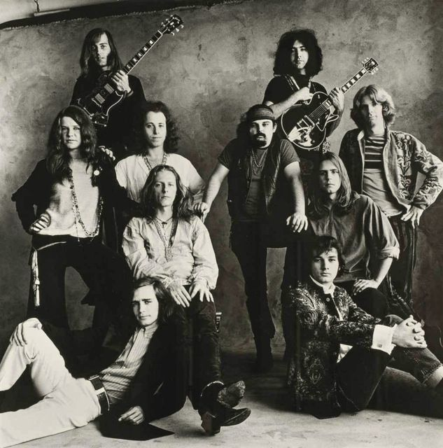 Irving Penn, 'Rock Groups, San Francisco Big Brother and the Holding Company and The Grateful Dead', 1967, Robert Klein Gallery | Artsy