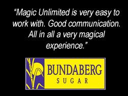 Kids entertainers, especially kids magicians, are the perfect entertainment for the whole family. Magic Unlimited has the very best magicians. Book now!