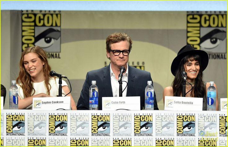 Colin Firth Taron Egerton Sophie Cookson About Kingsman: 41 Best Images About The Secret Service To Kingsman: Film