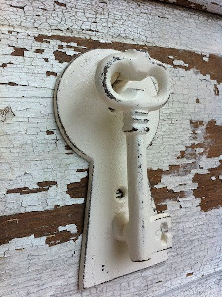 Rustic Key Knocker from Camilla Cotton on Etsy