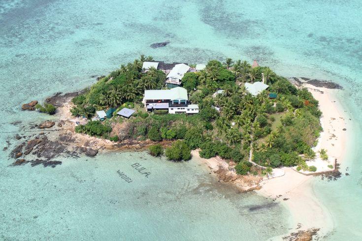 Ostrov Wadigi, Fidži