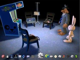Puppy Linux Arcade v4