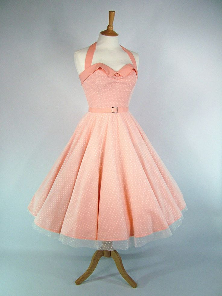 Lorraine Baines dress (with straps) from BTTF