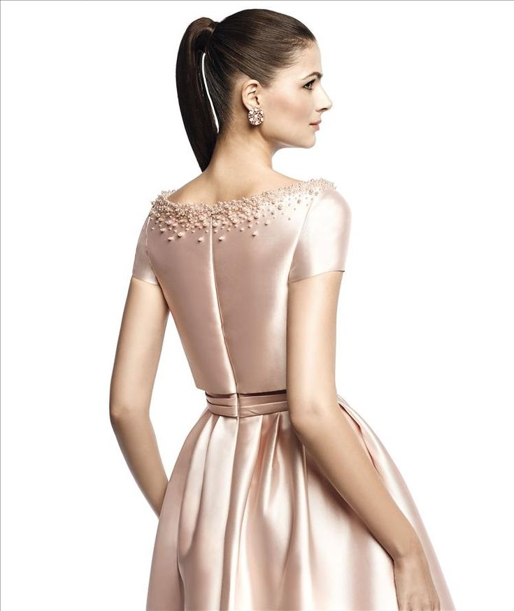 Pronovias Nasia dress http://lamariee.hu/menyasszonyi-ruha-kollekciok/alkalmi-ruhak/pronovias-koktelruhak-2015