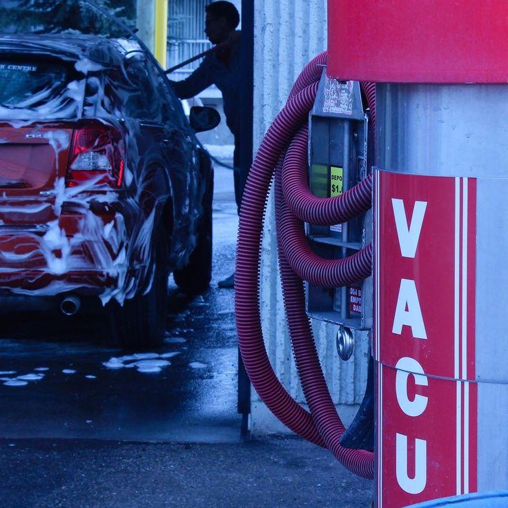 Scrub-a-dub-dub one car in the tub!  #YYC #YYCBusiness #YYCCarWash #CarCleaning #Detailed #Clean