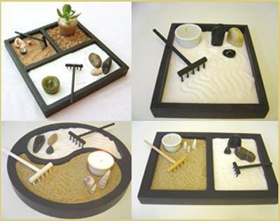 Jardín Zen, mi próxima tarea ....su objetivo?...meditación y contemplación