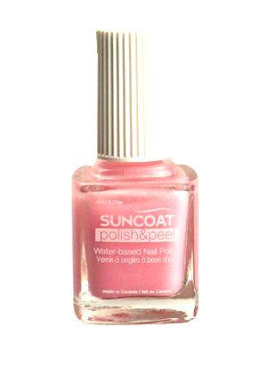 Suncoat nail polish