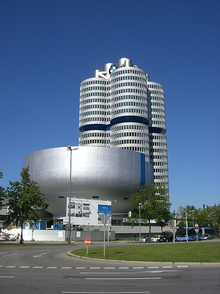 BMW Museum- Munich, Germany - like no other museum I have ever seen