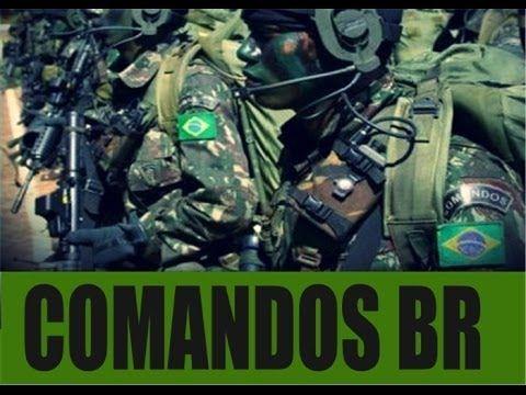 Tropas de Elite : Comandos do Brasil