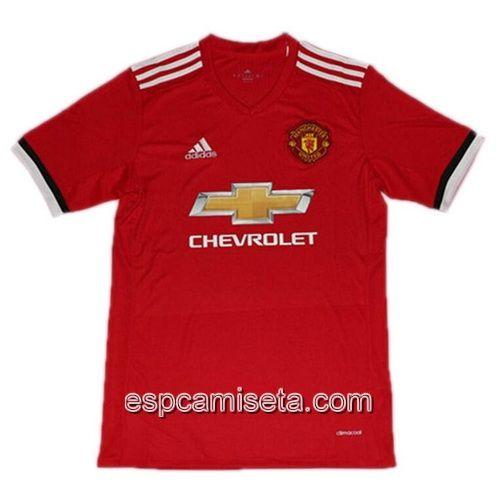 Nueva Camiseta Primera Tailandia del Manchester United 2017 2018 | outlet españa