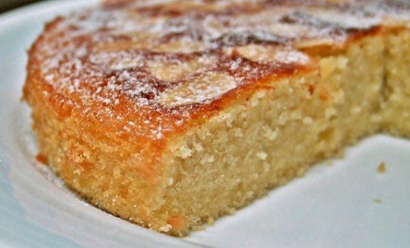 Συνταγή για νηστίσιμο κέικ ταψιού!