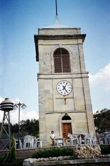 Çankırı Saat Kulesi