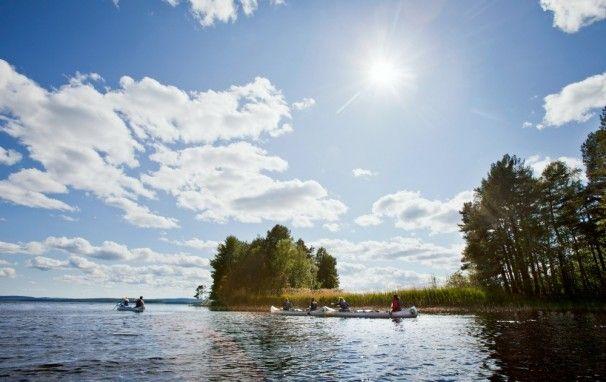 Kanu- & Touristenzentrum #Arvika, #Värmland, #Sweden  © Øyvind Lund - http://www.nordicmarketing.de/kanu-touristenzentrum-arvika/