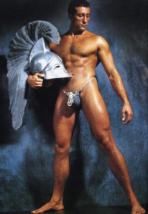 malewarrior-naked