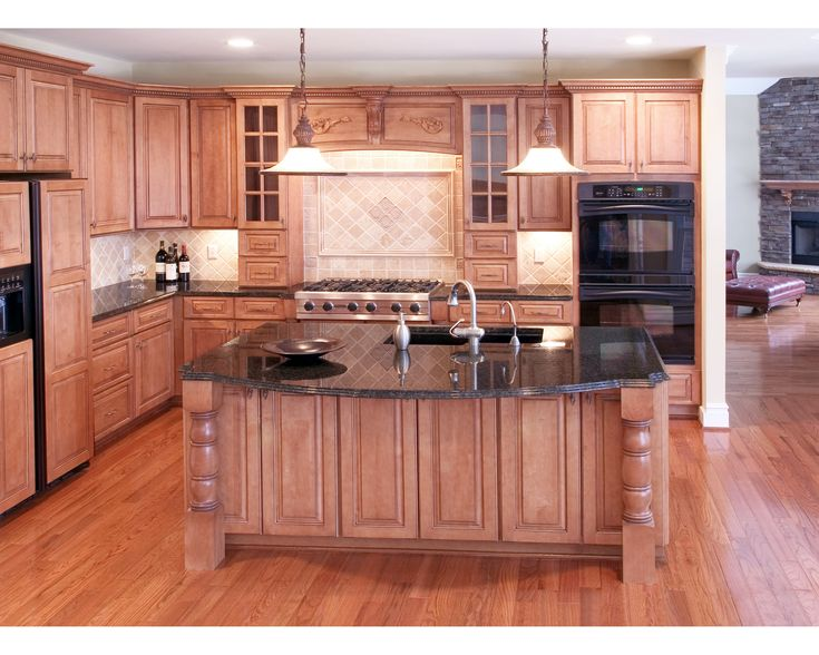 Solid Wood Cabi s also Kitchen Great Room besides How To Paint Kitchen Cabi s Grey likewise 215584 together with Granite Countertop Colors With Cherry Cabi s. on kitchen countertop ideas with oak cabi s