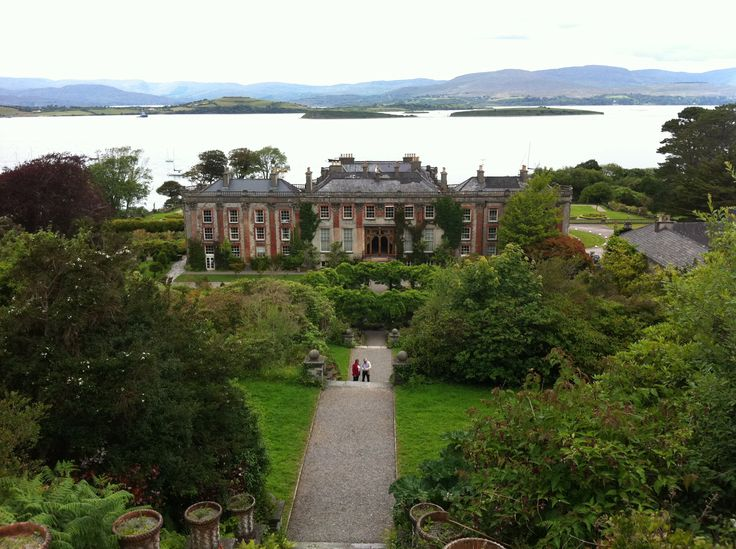 Bantry House On One Of Our Buying Trips To Ireland