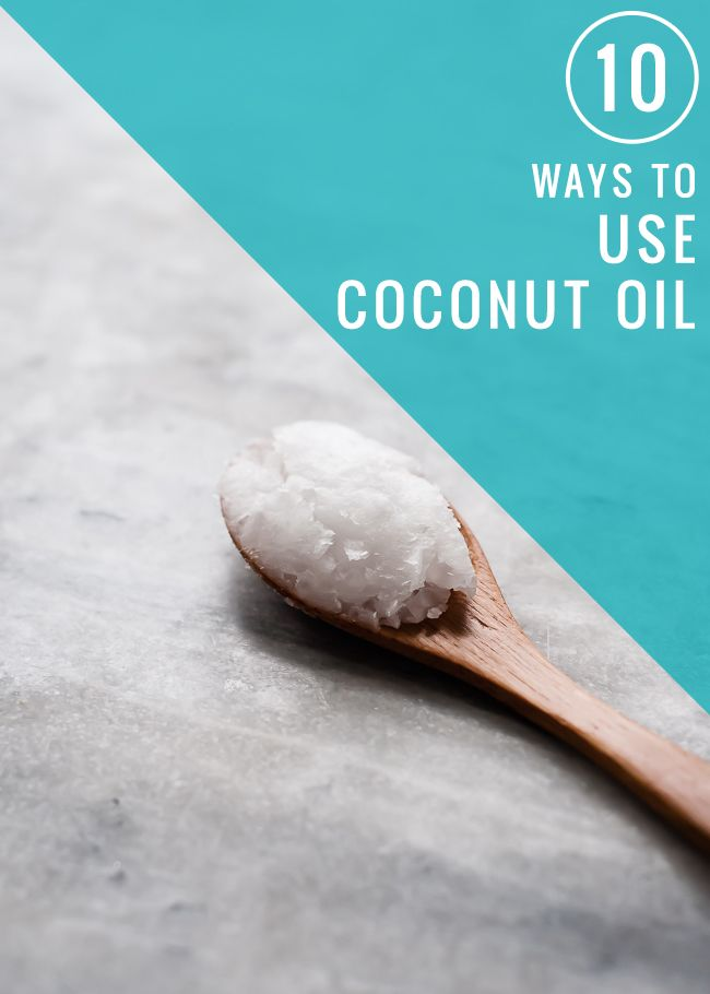 This week's #SundayBeautySecret - you can use coconut oil in almost any beauty product! | 10 Ways To Add Coconut Oil To Your Beauty Routine | HelloNatural.co