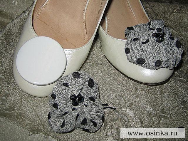 Врачи сняли туфли