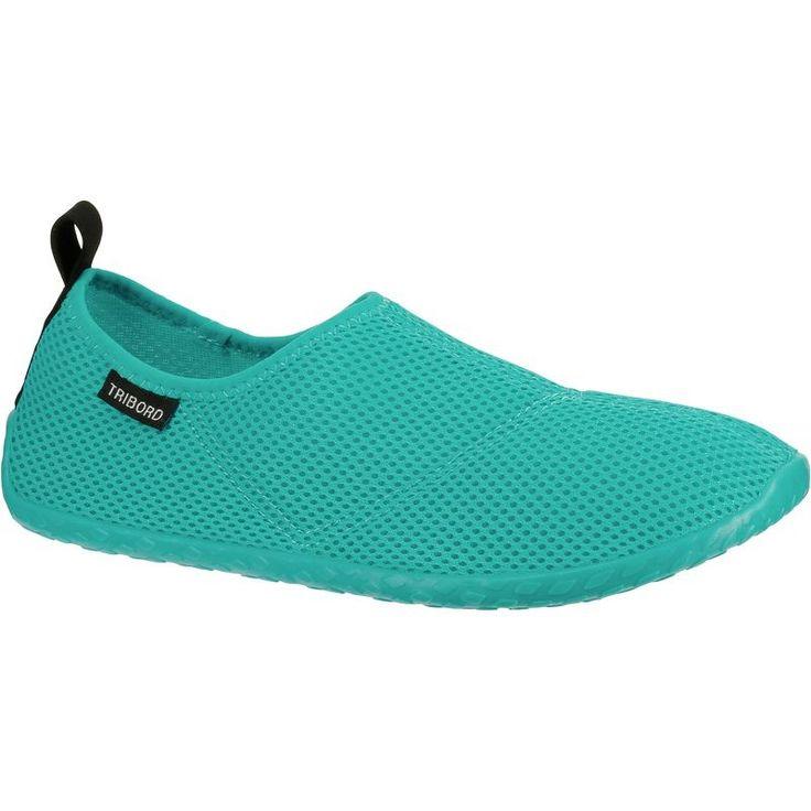 Escarpín Aquashoes Subea 50 Azul Turquesa Mujer SUBEA ...