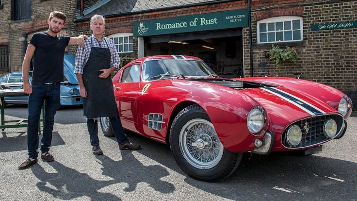 MEET the fatherandson car restorers who are turning rust