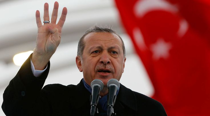 "Turkey's President Recep Erdogan has come out swinging today. With the U.S. led coalition (Britain and France included) recently suffering an embarrassing defeat in Aleppo, Syria when Iranian and Russian forces helped to liberate the city from ISIL, this latest incident could be seen as Turkey throwing salt on the U.S. wound.  Erdogan's bombshell statements highlighted what most of the world is now coming to accept as reality: ""They  give support to terrorist groups including Daesh…"